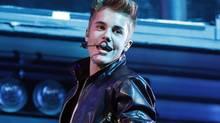 Justin Bieber (Isaac Brekken/AP)