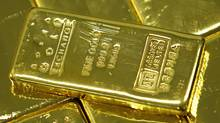 Gold purchases leaped to more than 18 million ounces over the past month – from 8.4 million for the entire year up to July, according to data from the U.S. Commodity Futures Trading Commission. (Jo Yong-Hak/Reuters/Jo Yong-Hak/Reuters)
