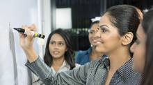 An Ivey-led study found there was 'an increase in the likelihood that minorities subsequently pursue entrepreneurial activity,' particularly in the technology sector, following participation in the program. (Getty Images/iStockphoto)