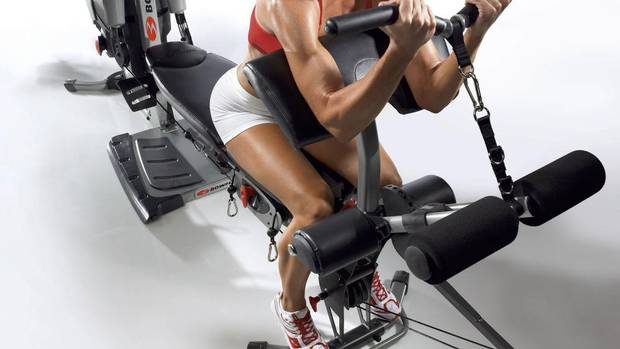 Fitness equipment maker nautilus finds resistance at