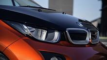 2014 BMW i3: It will be on sale in the first half of 2014. (BMW)