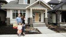 Close to 70 per cent of homeowners say they want to pay off their mortgage as fast as possible, even if that means scrimping and downgrading their lifestyle. (istockphoto.com)