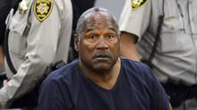 O.J. Simpson is pictured in this 2013 file photo. (Ethan Miller/AP)