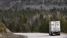 U.S. companies, such as trucking firms, are having to try out new tactics to recruit workers as unemployment lingers near the lowest level since before the previous recession. (Fred Lum/The Globe and Mail)