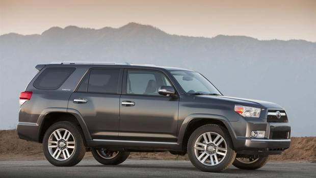Toyota Suv Has Excellent