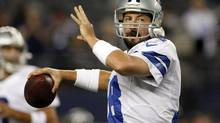 Dallas Cowboys quarterback Kyle Orton (Tony Gutierrez/AP)