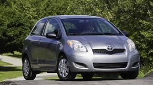 2009 Toyota Yaris, CE