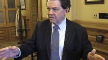 Arthur Laffer is a founding father of supply-side economics, and key economic adviser to former U.S. president Ronald Reagan. (JOHN HANNA/THE ASSOCIATED PRESS)