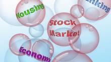 Market Bubble (Richard Duguay/Getty Images)