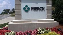 The Merck and Company Pharmaceutical and Services building in Duluth, Georgia. (TAMI CHAPPELL/REUTERS)
