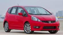 2012 Honda Fit Sport (Honda/Honda)