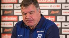 Though others have been caught in similar stings, this is Sam Allardyce admitting the system is rotten and then putting his hand out for a cut. (OLI SCARFF/AFP/Getty Images)