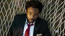 Donald Glover plays Earnest Marks in the TV series Atlanta.
