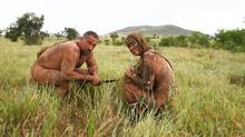 The nudity on reality show Naked and Afraid is not titillating at all.