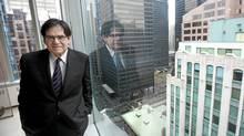 OMERS president and CEO Michael Nobrega (Darren Calabrese/Darren Calabrese for The Globe and Mail)