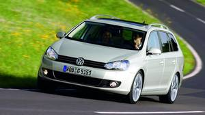 2013 Volkswagen Golf Wagon TDI