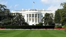 The White House in Washington, D.C. (Chris Hannay/The Globe and Mail)