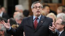 'The real job that we have to accomplish is change the culture of official Ottawa from one of being spending enablers to one of being cost containers,' says Treasury Board President Tony Clement. (Sean Kilpatrick/The Canadian Press)