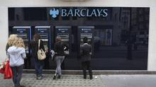 Barclays Plc Chairman Marcus Agius resigned after the bank was fined a record 290 million pounds ($455 million) for trying to rig interest rates. (Jason Alden/Bloomberg)
