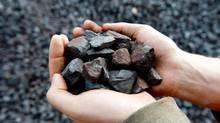 Mary River iron ore on Baffin Island, Nunavut. (Handout)