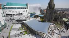 The Canada Pension Plan Investment Board (CPPIB) acquired a 50-per-cent stake in Britain's Bullring Shopping Centre in Birmingham this year. It was one of the many overseas acquisitions for Canadian real estate players. (Hammerson)