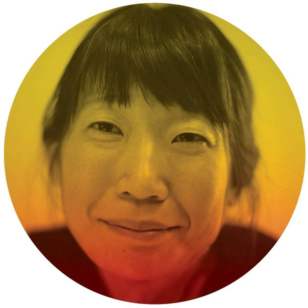 Author Madeleine Thien.