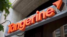 A Tangerine bank branch is pictured in downtown Vancouver on June 11, 2014. (Ben Nelms for The Globe and Mail)