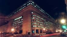 FBI Headquarters in Washington, D.C. (PABLO MARTINEZ MONSIVAIS/AP Photo/Pablo Martinez Monsivais)