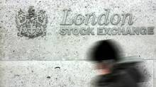 Had the merger between the Toronto and London stock exchanges succeeded, what was the name of the new company going to be? (SANG TAN/SANG TAN/ASSOCIATED PRESS)