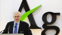 Michael Wilson, president and chief executive officer of Agrium. (TODD KOROL/TODD KOROL/REUTERS)