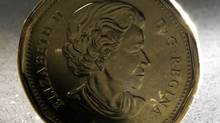 Canadian dollar. (Jonathan Hayward/The Canadian Press)