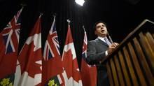 Ontario Attorney-General Yasir Naqvi called publicly on federal Justice Minister Jody Wilson-Raybould to scrap most preliminary inquiries, except in the most serious cases, such as murder or treason. (Fred Lum/The Globe and Mail)