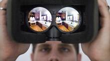 David Payne's Toronto-based Invent Dev is one of a few companies that are developing 3D home tour technology. (Kevin Van Paassen for The Globe and Mail)