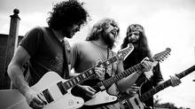 The Sheepdogs, a Canadian rock band that beat out 15 other competitors to land on the cover in a contest judged by readers, is shown performing in this file photo. (File photo/File photo)