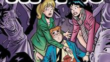 This photo provided by Archie Comics shows the cover of the comic book, Life with Archie, issue 36. (THE ASSOCIATED PRESS)