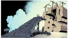 David Parkins illustration (David Parkins illustration/The Globe and Mail)