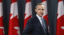 Bank of Canada Governor Mark Carney is not likely to change the benchmark interest rate from 1 per cent. (Chris Wattie/Reuters/Chris Wattie/Reuters)
