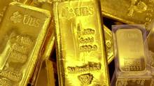 Gold bars are seen in this file photo. (JUNG YEON-JE/AFP/Getty Images)