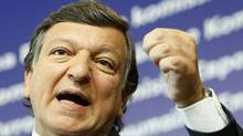 European Commission President Jose Manuel Barroso. (YVES HERMAN/REUTERS)