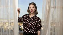 Sofia Coppola in Beverly Hills, Calif., last month. (Damian Dovarganes/AP)
