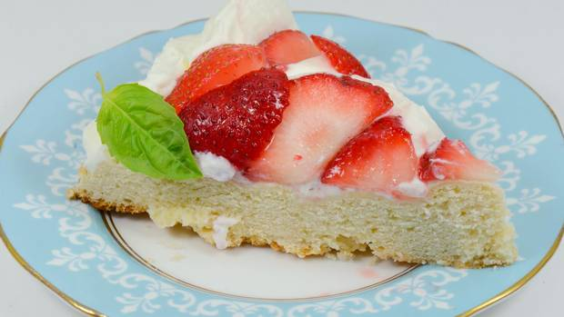 summer classic, strawberry shortcake is a cinch to put together ...