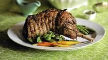 Slow roast leg of lamb (Fred Lum / The Globe and Mail/Fred Lum / The Globe and Mail)