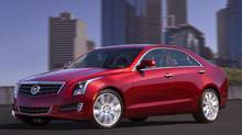2013 Cadillac ATS (General Motors)