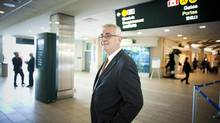 David Solloway, President at Canada Jetlines Limited, is photographed at Vancouver International Airport in Richmond, British Columbia, Thursday, July 10, 2014. Rafal Gerszak for The Globe and Mail (Rafal Gerszak For The Globe and Mail)