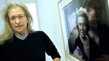 Annie Leibovitz. (THOMAS COEX/Thomas Coex/AFP/Getty Images)