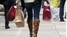 "Real estate players invested $2.8-billion in Canadian retail assets during the first half of the year. That is 15.3 per cent higher than the same period a year earlier, and ""just shy"" of the $3-billion peak level set in the first half of 2011, CBRE notes. (MARK BLINCH/REUTERS)"
