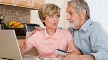 Retirees worry about money. (Jupiterimages/Getty Images/Comstock Images)