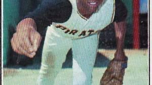 Dock Ellis's Pittsburgh Pirates baseball card.