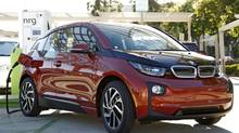 The BMW i3's lithium-ion battery technology is mature and not likely to advance further, according to experts of the EV. (BMW)