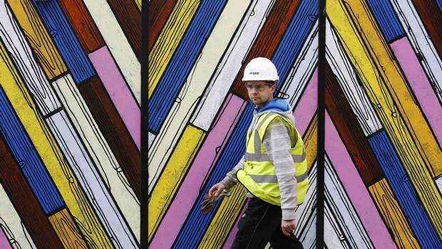 This story is part of the Globe Careers' series looking at specific jobs, with their qualifications, descriptions, responsibilities and current salaries. For more, see our Salaries Series. The job: Construction (Luke MacGregor/Reuters)